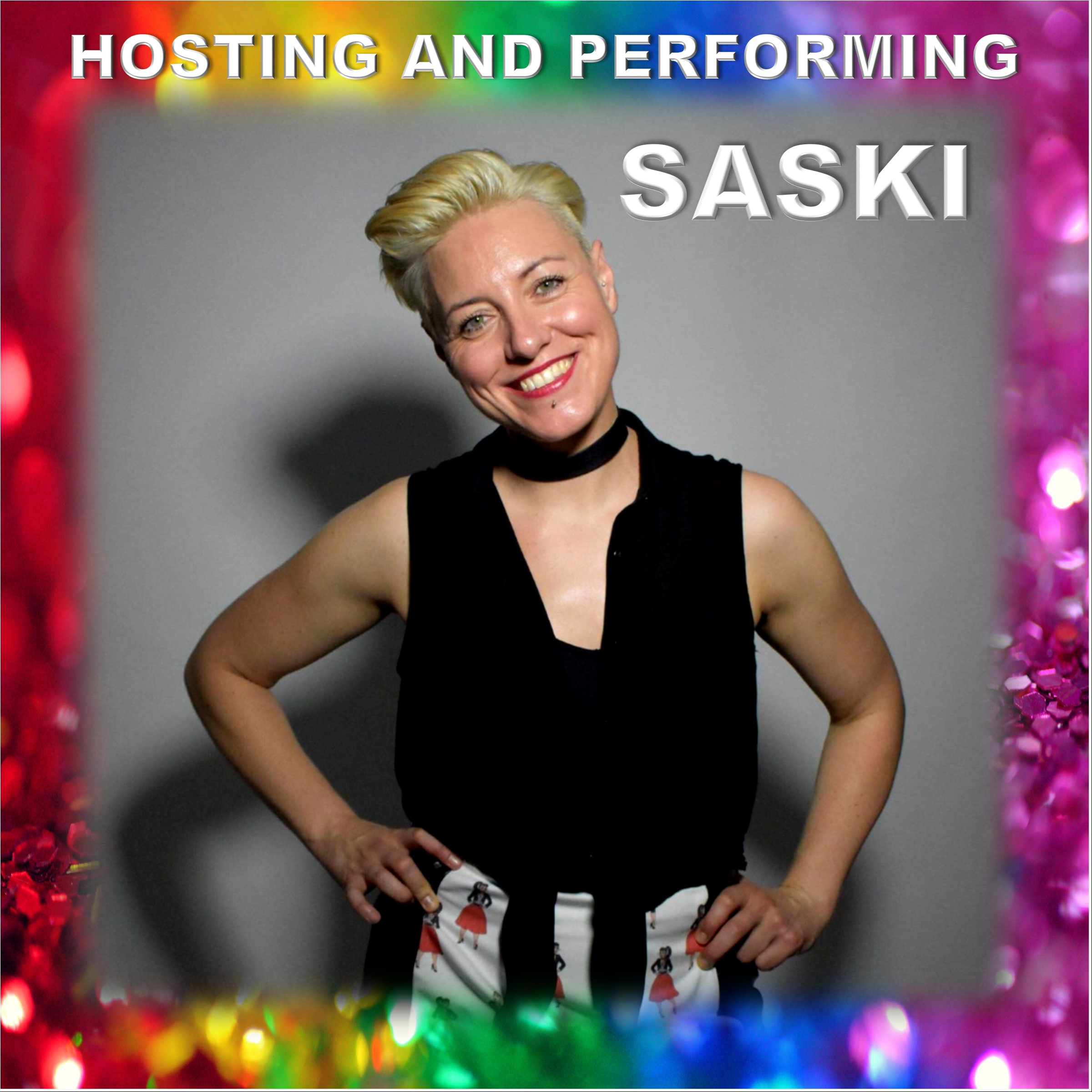 Hosting and Performing - Saski