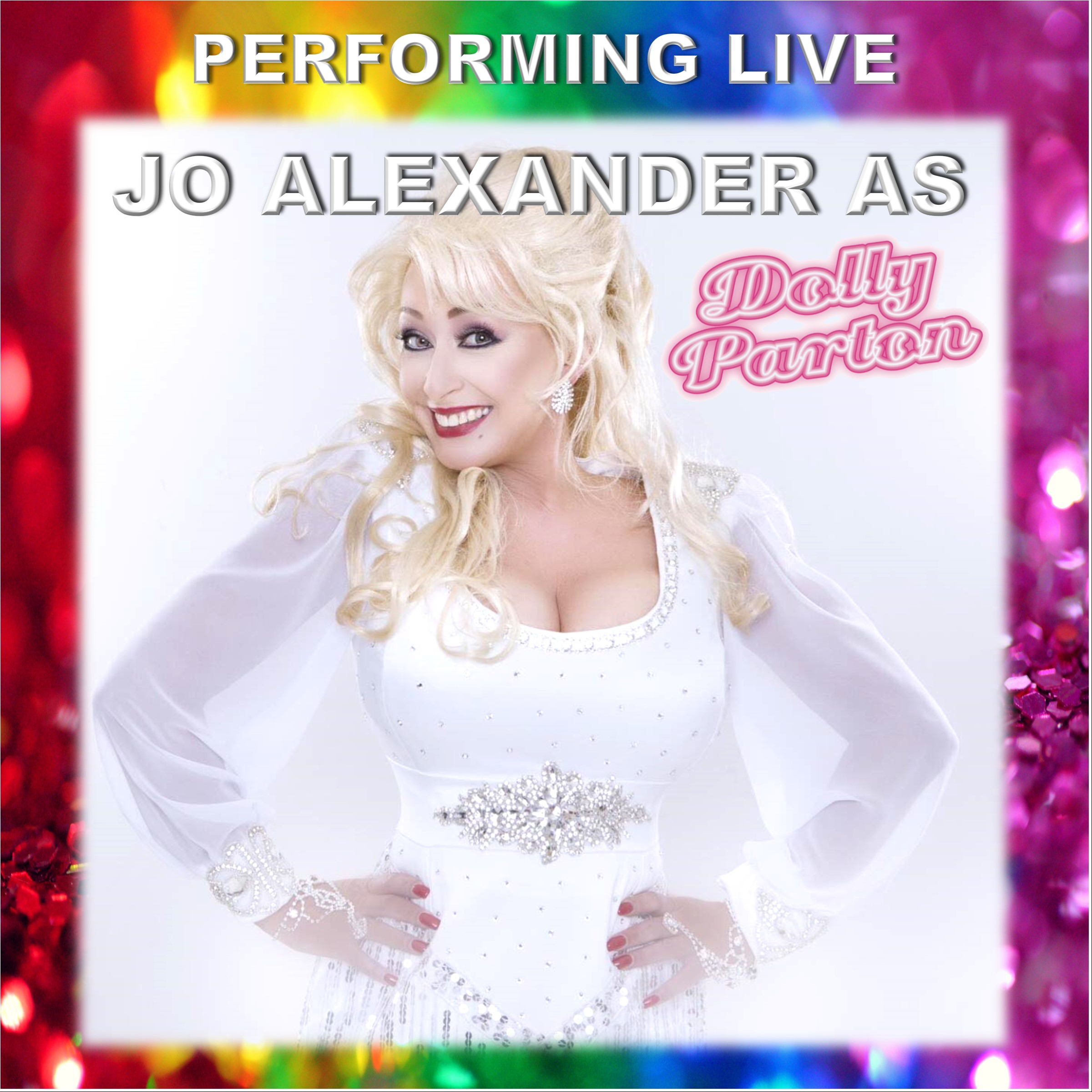 Jo Alexander as Dolly Parton