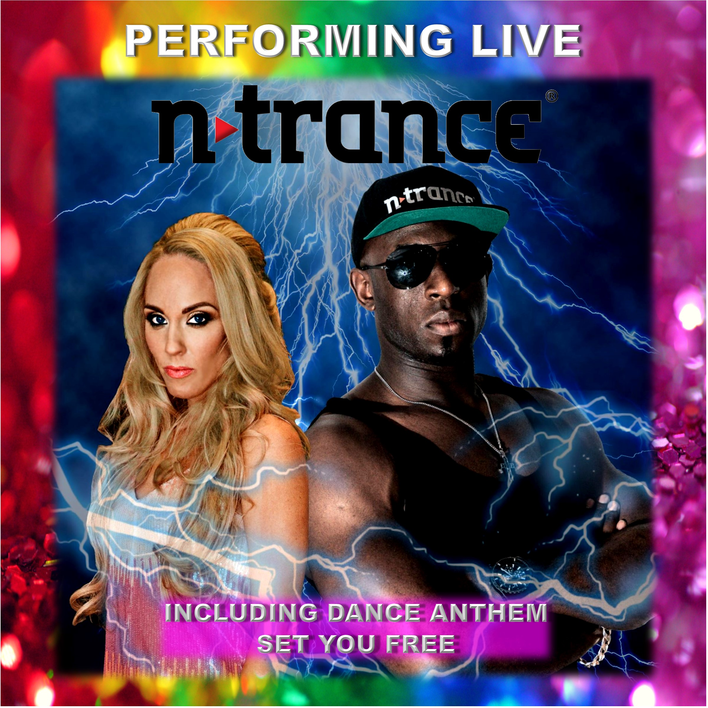 Performing Live - N-Trance