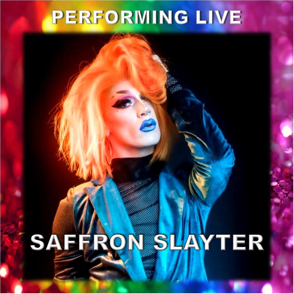 Saffron Slayter