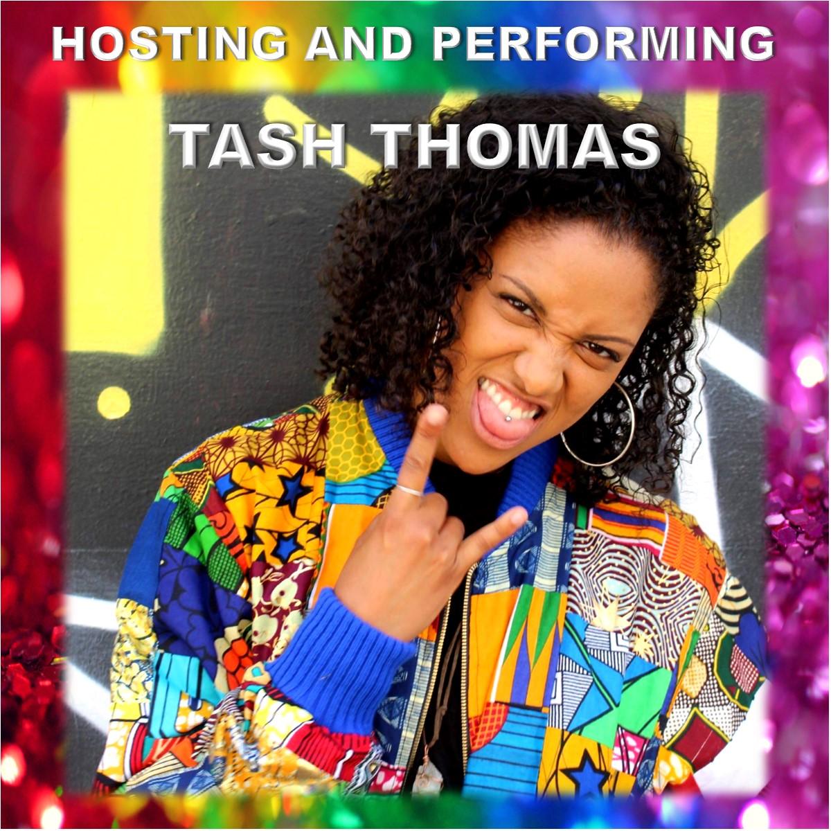 Tash Thomas